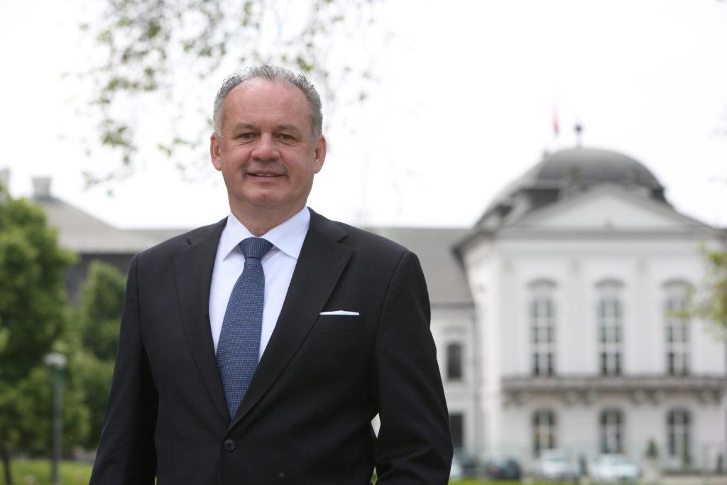 Andrej Kiska, President of the Slovak Republic