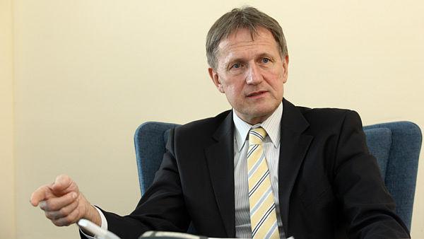 Karel Feix, Managing Director, Kapsch, Czech Republic