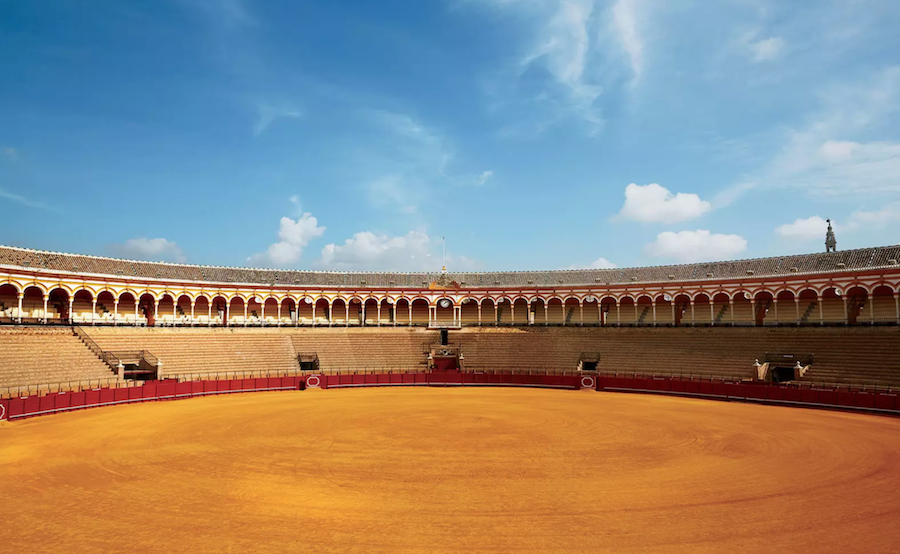 9ec6262b8 Seville s blend of Renaissance and Moorish architecture from the Plaza de  Espana to Alcazar Palace makes the Andalusian city look like something out  of a ...