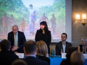Unicef Cze Major Donors Meeting Czech Amp Slovak Leaders
