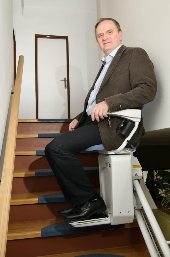 Antonin Machala, Director, Altech, Complex solution of non-barrier access.