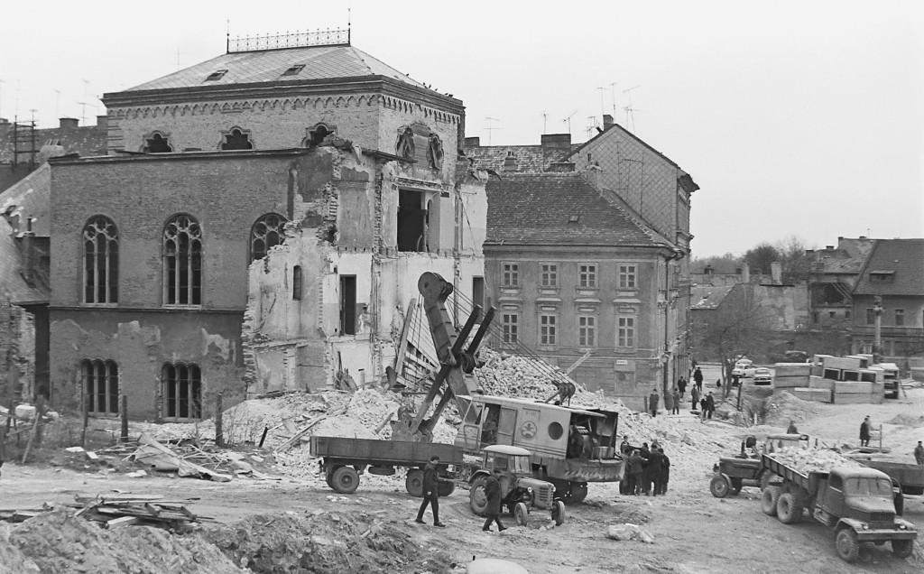 Demolice z roku 1969