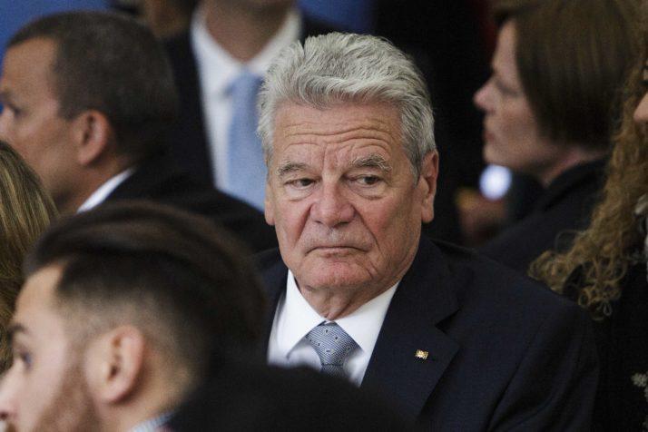 Německý Prezident Joachim Gauck v Berlíně | Carsten Koall/Getty Images