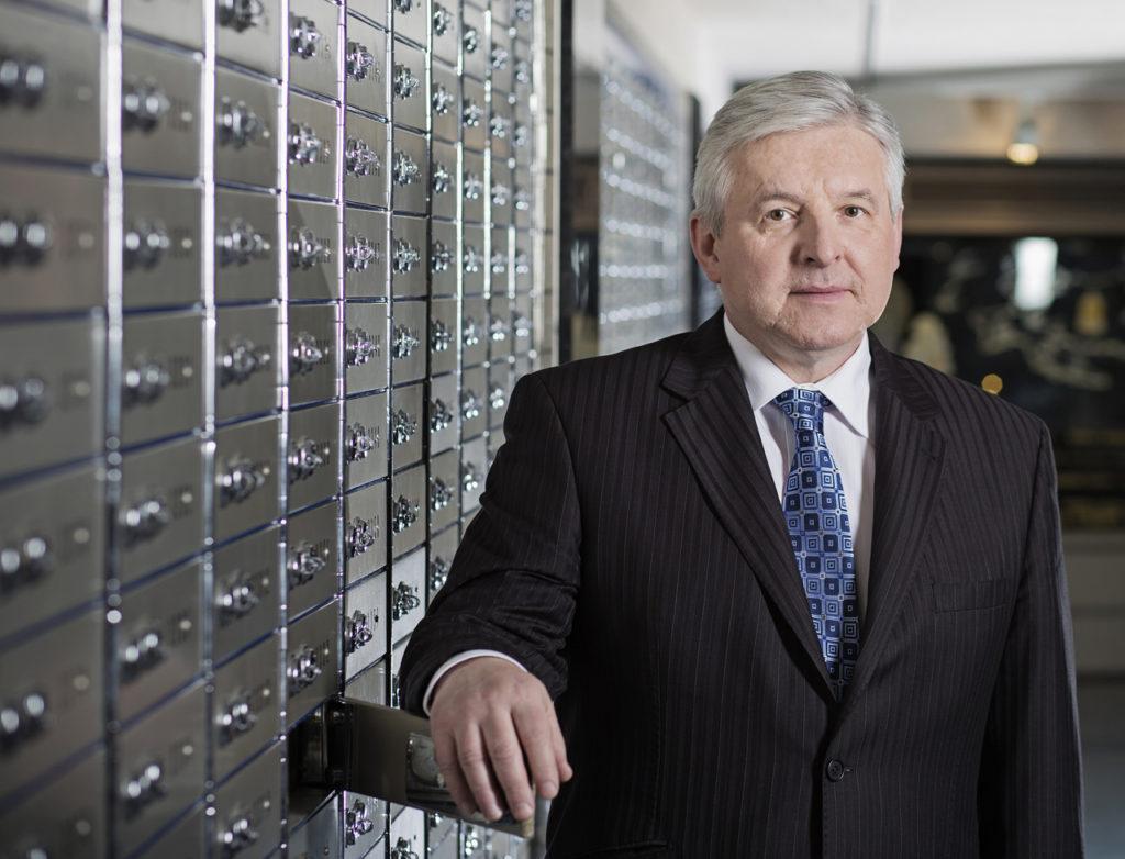 JIří Rusnok, člen bankovní rady České národní banky