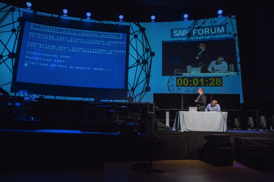 SAP Forum 2016 - Czech & Slovak Leaders