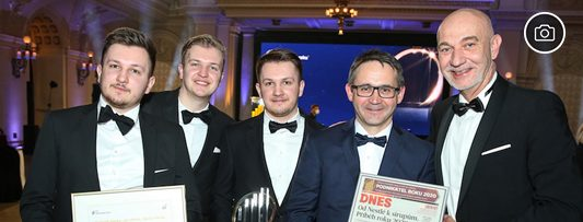 Josef Průša, founder and owner of PRUSA RESEARCH, has become EY ENTREPRENEUR OF THE YEAR 2020 Czech Republic