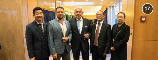 Round Table of Comenius – discussion with Miroslav Toman, Minister of Agriculture, September 23rd 2021, TOP hotel Praha